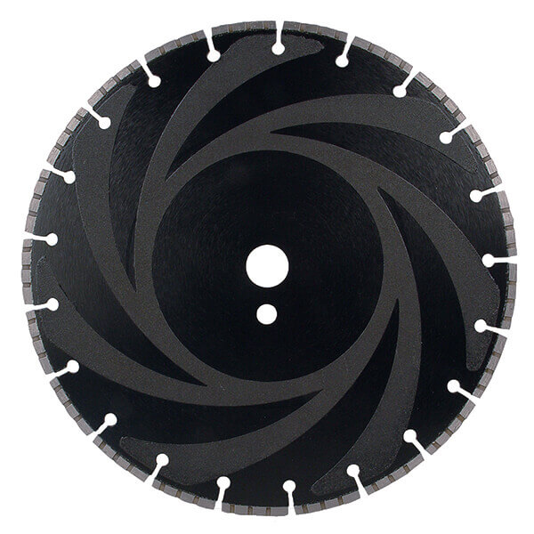 14 Inch Diamond Saw Blade Ductile Iron and Pipe Cutting 1-20mm