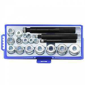 Bushing Bearing Driver Set 19 piece Automotive Tool SAE Standard