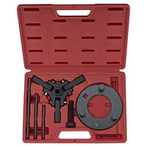 Neiko Automotive Harmonic Damper Balancer Holding Puller 20720A