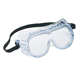 Soft Direct Ventilation Safety Goggles