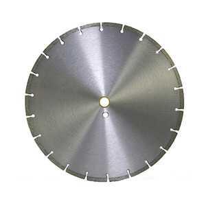"XP Diamond 12"" General Concrete Diamond Blade Dry Cut Saw Blade 20mm"
