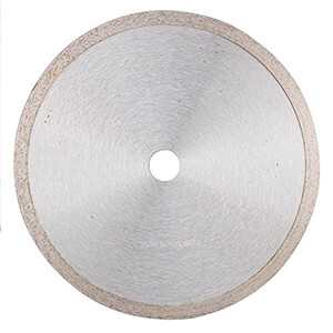 4 In. Diamond Saw Blade Ceramic Porcelain Tile Cutting Premium 7/8-5/8