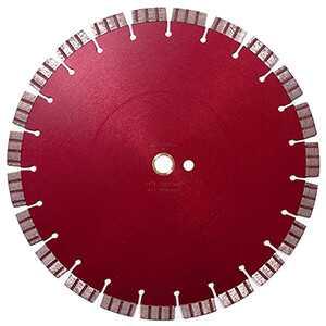 """XP Diamond 14"""" Turbo Concrete Diamond Blade Dry Cutting Saw Blade"""