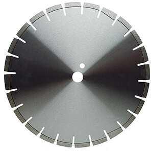 18 Inch Diamond Saw Blade Asphalt Green Concrete Dry Cutting Supreme
