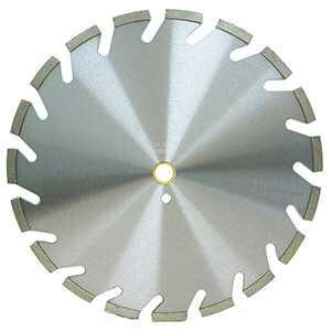 """XP Diamond 14"""" Brick Masonry U Gullet Diamond Blade Dry Cut Saw Blade"""