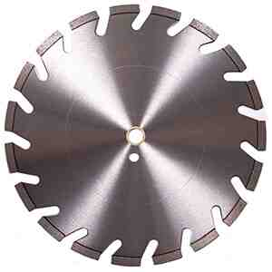 """XP Diamond 14"""" Brick Masonry U Gullet Diamond Blade Supreme Saw Blade"""