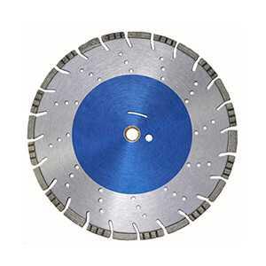 """XP Diamond 14"""" Brick Masonry Diamond Blade Supreme+ Turbo Saw Blade"""