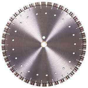 """XP Diamond 12"""" Brick Masonry Turbo Diamond Blade Dry Cut Saw Blade"""
