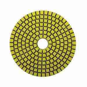 Diamond Polishing Pads 3 inch for Granite Marble Stone Wet 50 Grit