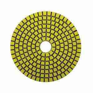 Diamond Polishing Pads 3 inch for Granite Marble Stone Wet 400 grit