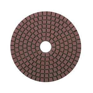 Diamond Polishing Pads 4 inch for Granite Marble Stone Wet 100 grit