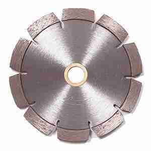 7 Inch Diamond Tuck Point Blade .250 in. Tuckpoint Concrete Mortar