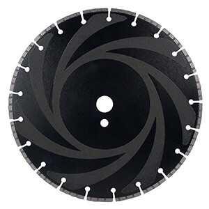 Ductile Iron Diamond Blades