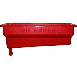 Oil Saver - ERS Engine No Spill Automotive Bottle Drain Funnel - Red