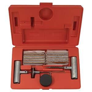 Tire Plug Kit - Repair Patch Set 35 Pc.  Automobile Car Truck