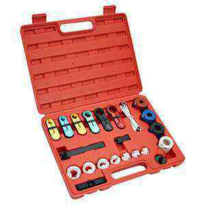 Automotive Fuel and Transmission Line Disconnect Kit Car Truck