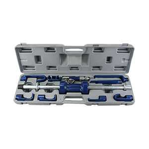 Dent Repair Kit - 18 Pc Slide Hammer Dent Puller Fix Body Shop Tools
