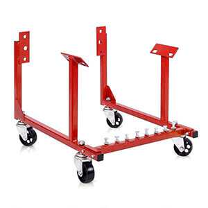 Engine Cradle Stand Chevrolet Automotive Heavy Duty Rolling 1000 lb.