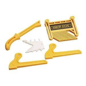 Shop Fox 5 pc. Table Saw Safety Kit D4061