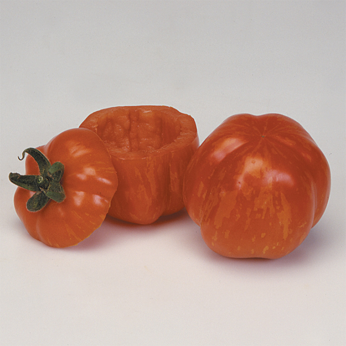 Striped Stuffer Tomato