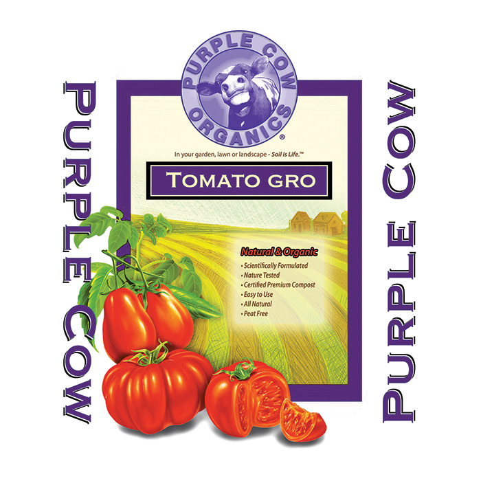 Purple Cow Tomato Gro