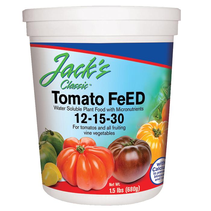 Jack's Classic Tomato Feed 12-15-30