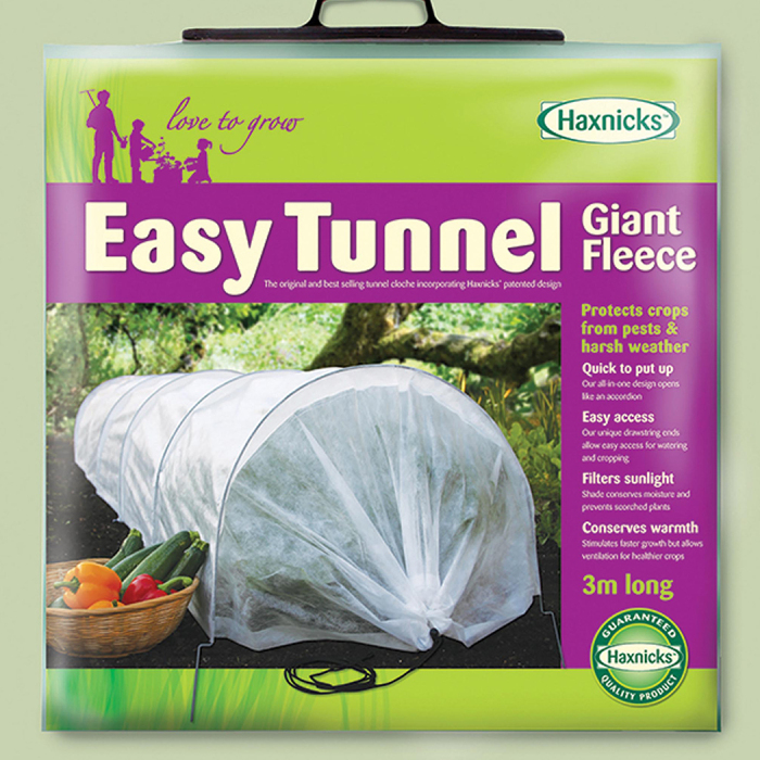 Giant Fleece Easy Tunnel