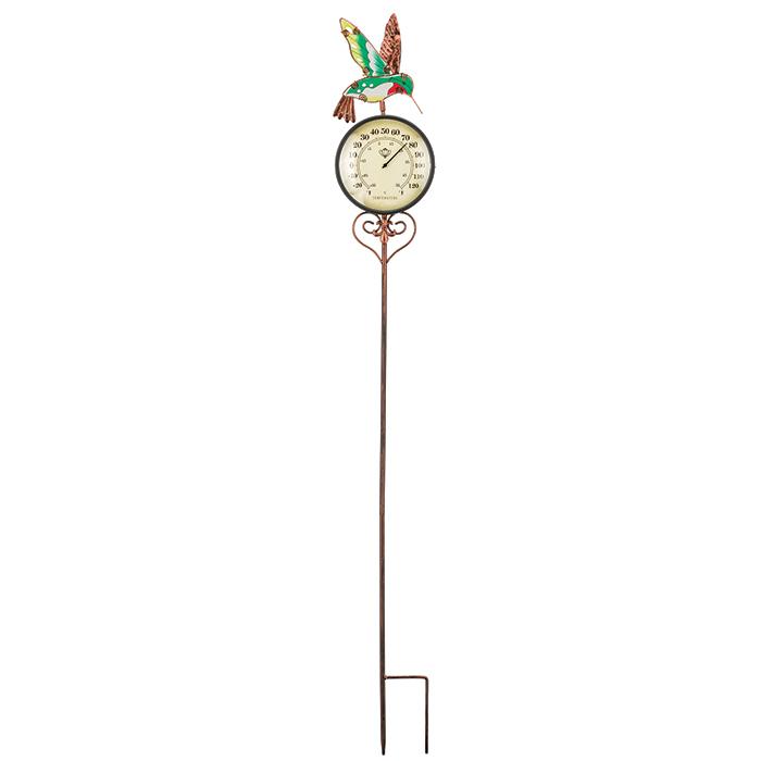 Thermometer Stakes - Hummingbird