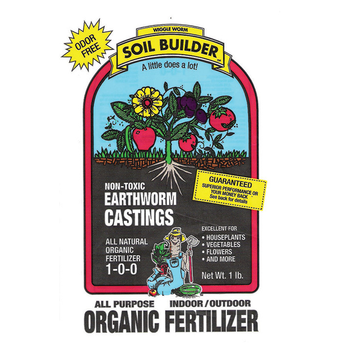 Wiggle Worm Soil Builder
