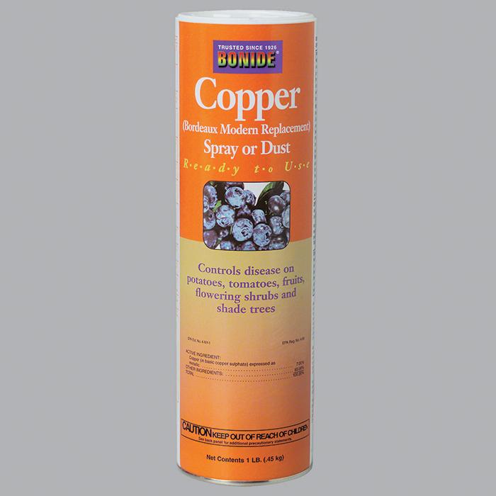 Bonide Copper Fungicide - 32 Oz Rtu