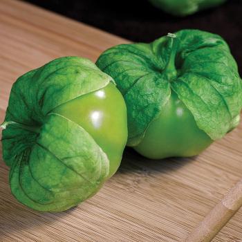 Super Verde Hybrid Tomatillo