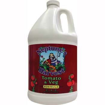 Neptune's Harvest Tomato And Vegetable Fertilizer - 1 Gallon