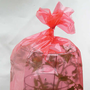 "Red Tomato Greenhouse Bag - 28"" X 20'"