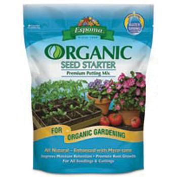 Espoma Organic Seed Starter Mix