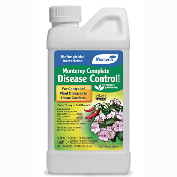 Monterey Organic Complete Disease Control - 16 Ounces Concentrate