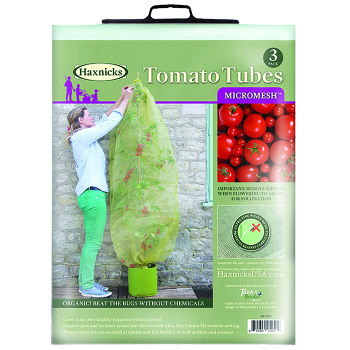 Micromesh Tomato Tubes Package Of 3