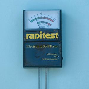 Soil Test Kits & Analyzers