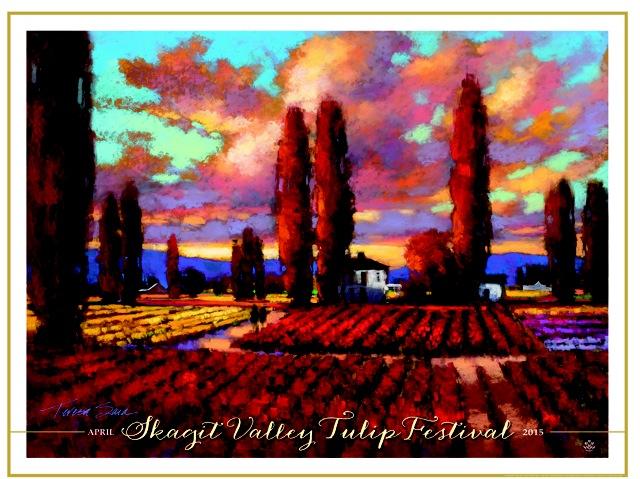 Tulip Festival Posters