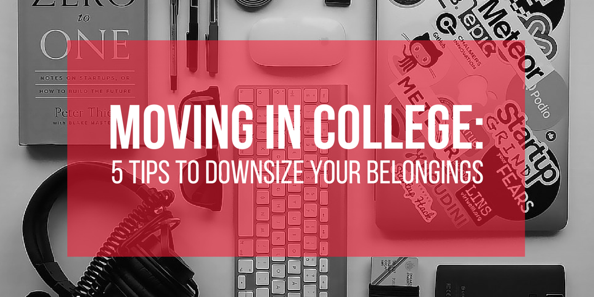 Moving In College 5 Tips To Downsize Your Belongings Ucribs,Grey Curtains For Boys Bedroom