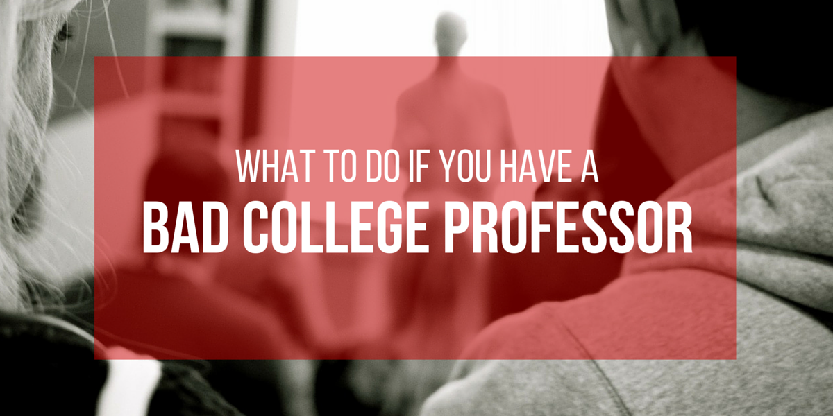 What does a college professor actually do?