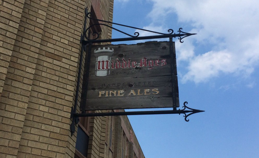 Middle Ages Brewing Co Ltd - Top 25 College Town Breweries