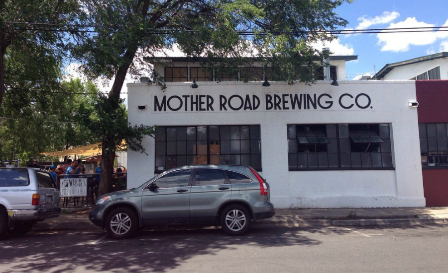 Mother Road Brewing Co - Top 25 College Town Breweries