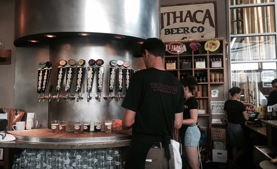 Ithaca Beer Company - Top 25 College Town Breweries