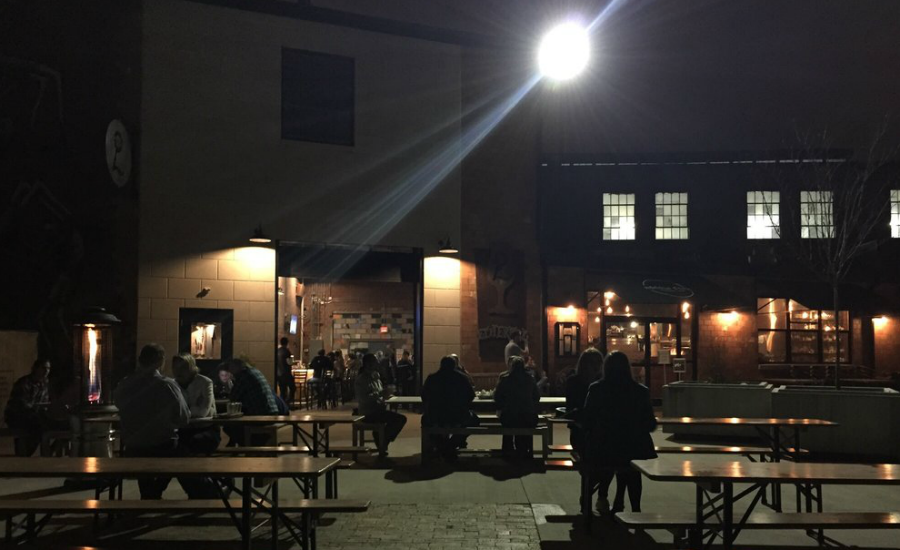 Ethereal Brewing - Top 25 College Town Breweries