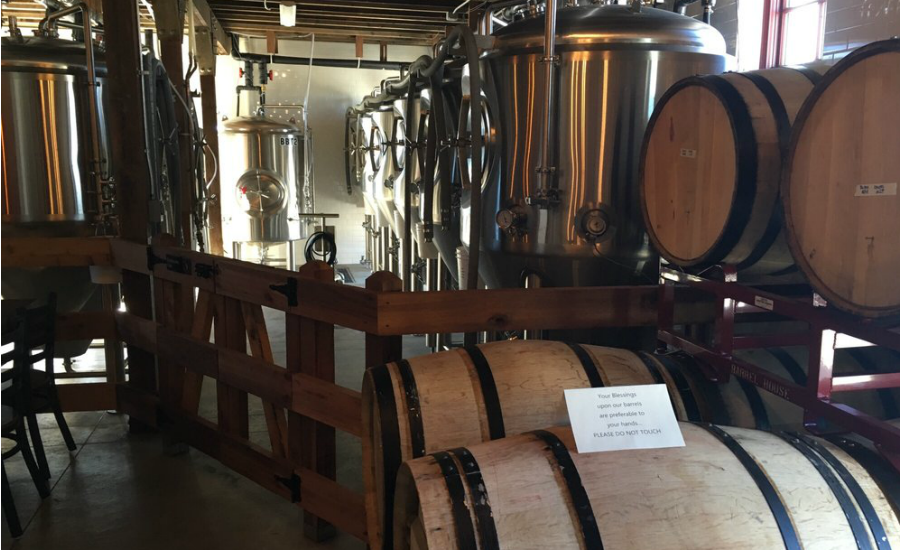 Jessup Farm Barrel House - Top 25 College Town Breweries