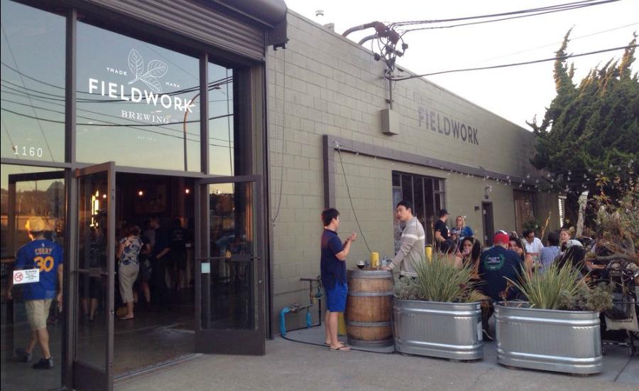 Fieldwork Brewing Co - Top 25 College Town Breweries