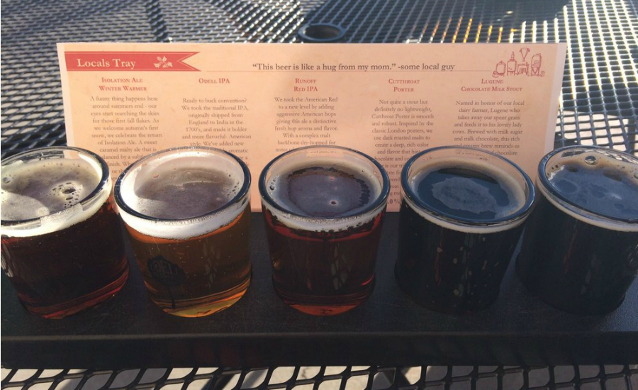 Odell Brewing Company - Top 25 College Town Breweries