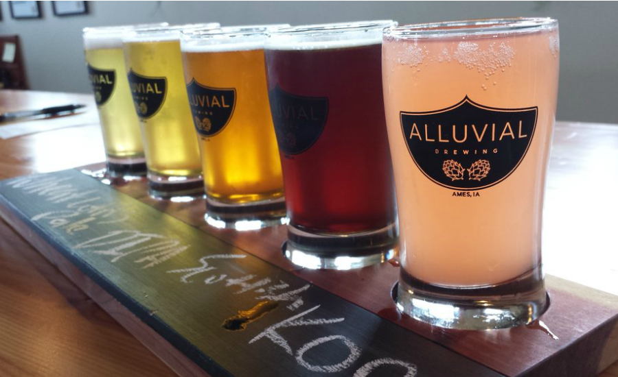 Alluvial Brewing Company - Top 25 College Town Breweries