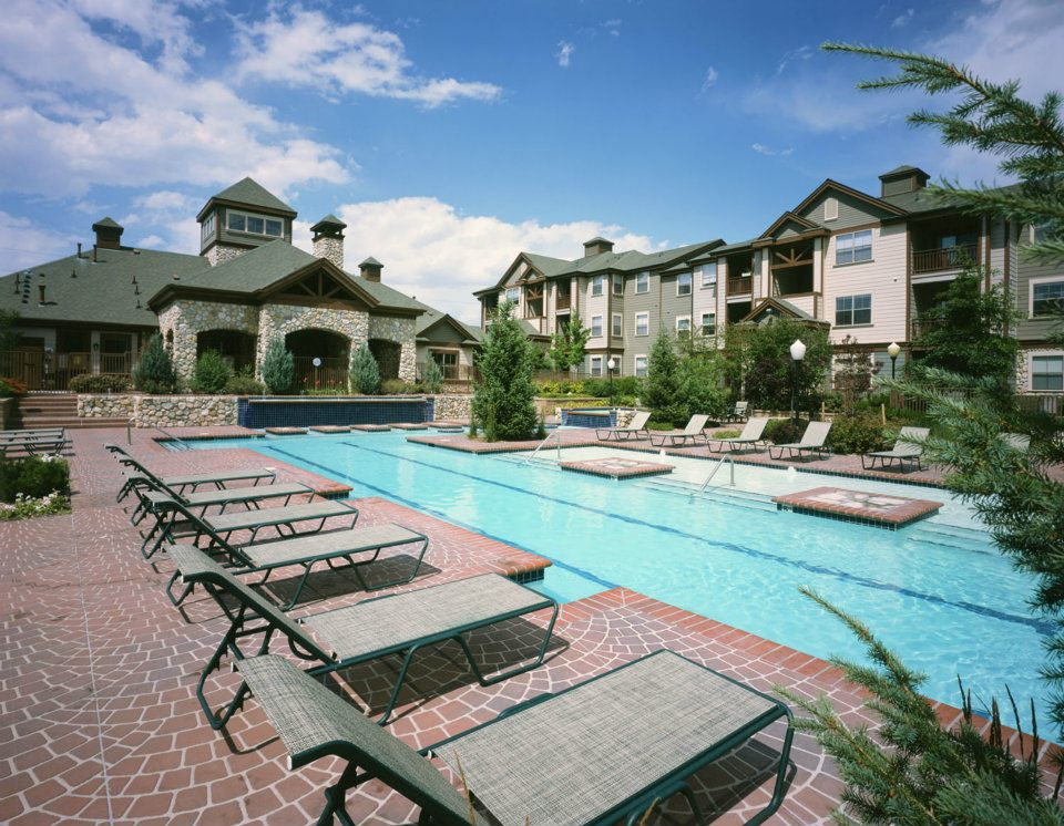 Grand River Canyon Apartments Colorado Springs