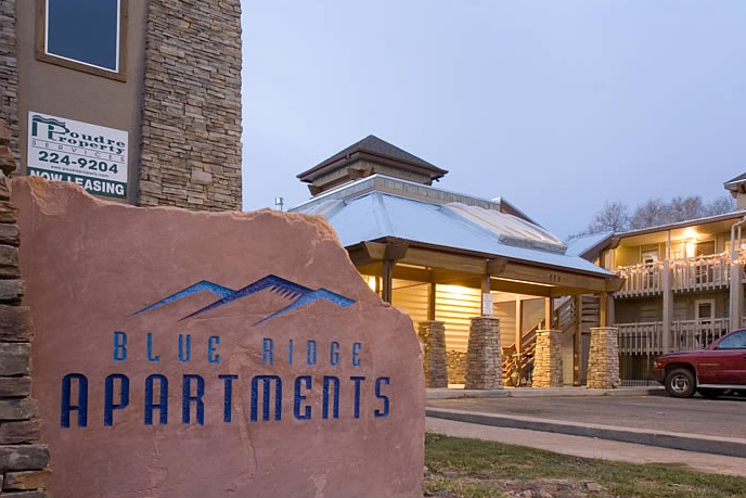 Blue Ridge Apartments Fort Collins